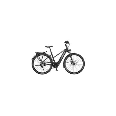KTM CENTO 10 D E-Bike Trekkingrad 2021 | black matt (grey+green)