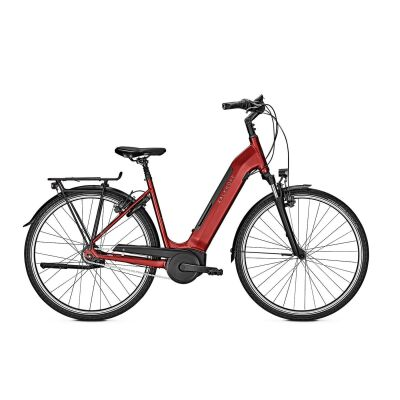 KALKHOFF AGATTU 3.B ADVANCE 500 Wh RT Wave City E-Bike 2021 | winered matt