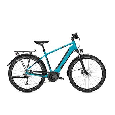 KALKHOFF ENTICE 3.B ADVANCE 500 Wh Diamond Trekking E-Bike 2021 | tealblue matt