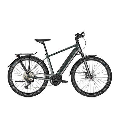 KALKHOFF ENDEAVOUR 5.B EXCITE+ 625 Wh Diamond Trekking E-Bike 2021 | deepgreen/jetgrey glossy