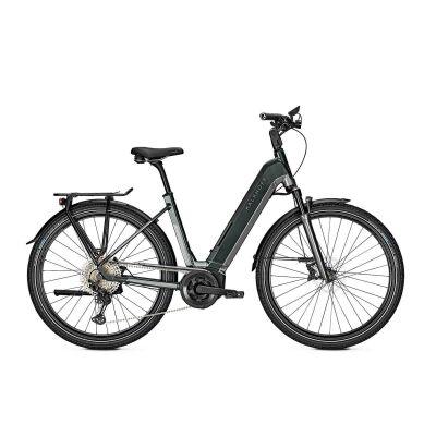 KALKHOFF ENDEAVOUR 5.B EXCITE+ 625 Wh Wave Trekking E-Bike 2021 | deepgreen/jetgrey glossy