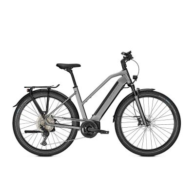 KALKHOFF ENDEAVOUR 5.B ADVANCE+ 625 Wh Trapez Trekking E-Bike 2021   jetgrey matt