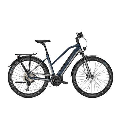 KALKHOFF ENDEAVOUR 5.B ADVANCE+ 625 Wh Trapez Trekking E-Bike 2021   sydneyblue/jetgrey matt