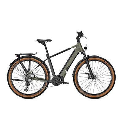 KALKHOFF ENTICE 5.B ADVANCE+ 625 Wh Diamond Trekking E-Bike 2021   urbangreen/magicblack matt