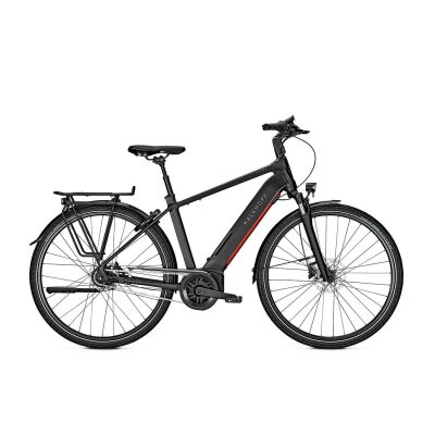 KALKHOFF IMAGE 5.B SEASON 625 Wh Diamond City E-Bike 2021 | magicblack matt
