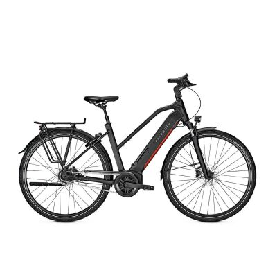 KALKHOFF IMAGE 5.B SEASON 625 Wh Trapez City E-Bike 2021   magicblack matt