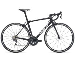 Giant TCR Advanced 1 2021 | carbon smoke matt-gloss