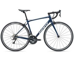 Giant Contend 1 Rennrad 2021 | metallic navy