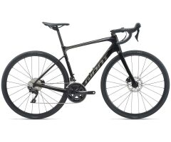 Giant Defy Advanced 2 Endurance Bike 2021 | carbon smoke...