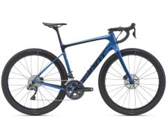 Giant Defy Advanced Pro 1 Endurance Bike 2021 | chameleon...