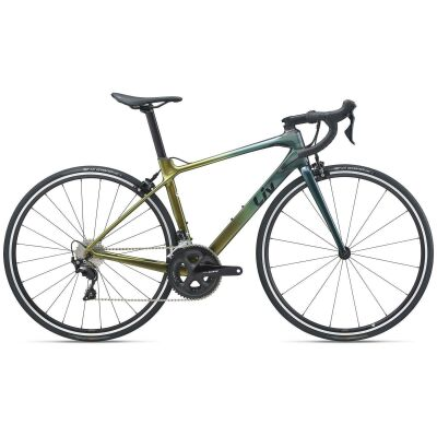Liv Langma Advanced Damen Rennrad 2021 | chameleon galaxy / saturn
