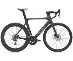 Giant Propel Advanced Pro 1 Aero Rennrad 2021 | rosewood...