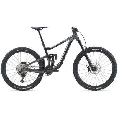 Giant Reign 29 1 Enduro Fully 2021 | black titanium