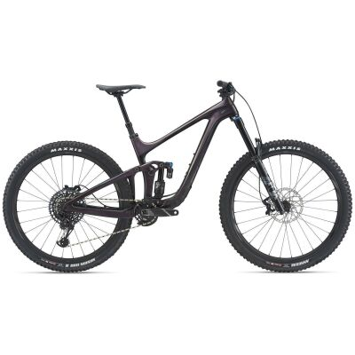Giant Reign Advanced Pro 1 Enduro Fully 2021 | rosewood / black