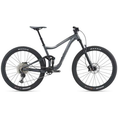 Giant Trance 3 All Mountain 2021 | black titanium / black