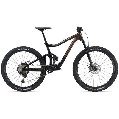 Giant Trance Advanced Pro 1 All Mountain 2021 | carbon smoke / chameleon mars