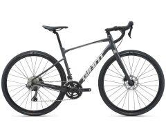 Giant Revolt 0 Gravel Bike 2021 | gunmetal black matt