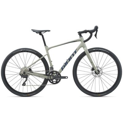 Giant Revolt 1 Gravel Bike 2021   desert sage matt