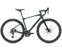 Giant Revolt Advanced 0 Gravel Bike 2021 | balsam green /...