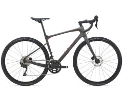 Giant Revolt Advanced 3 Gravel Bike 2021 | warm black /...