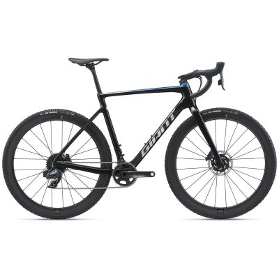 Giant TCX Advanced Pro 0 Cyclocrosser 2021 | carbon smoke / chameleon neptune