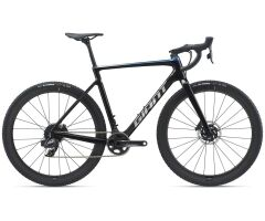 Giant TCX Advanced Pro 0 Cyclocrosser 2021 | carbon smoke...