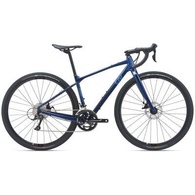 Liv Devote 2 Damen Gravel Bike 2021   eclipse