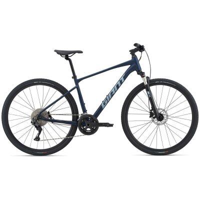 Giant Roam 1 Crossbike 2021 | metallic navy matt-gloss