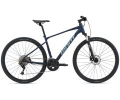 Giant Roam 1 Crossbike 2021 | metallic navy matt-gloss