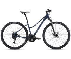 Liv Rove 2 Damen Crossbike 2021 | eclipse matt