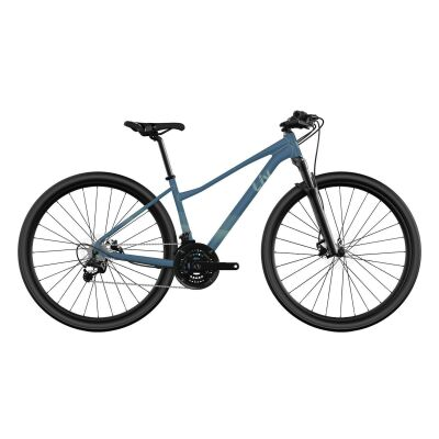 Liv Rove 4 Damen Crossbike 2021 | blue ashes matt