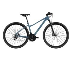 Liv Rove 4 Damen Crossbike 2021 | blue ashes matt