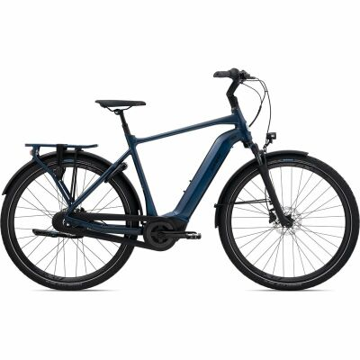 Giant DailyTour E+ 1 GTS City Ebike 2021 | metallic navy satin