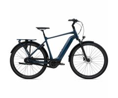 Giant DailyTour E+ 1 GTS City Ebike 2021 | metallic navy...
