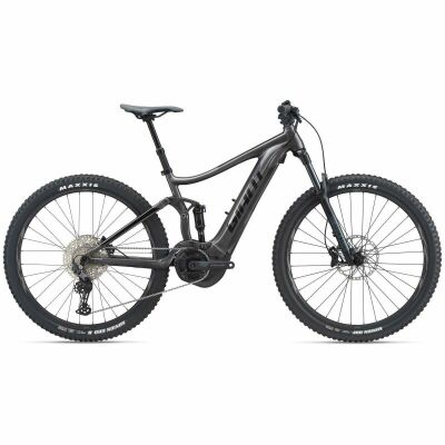 Giant Stance E+ 1 Pro E-Fully 2021 | metallic black