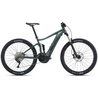 Giant Stance E+ 2 E-Fully 2021 | balsam green