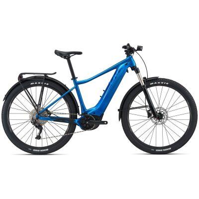 Liv Vall-E+ EX Damen EMTB 2021 | azure blue