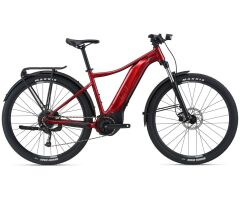 Liv Tempt E+ EX Damen EMTB 2021 | metallic red
