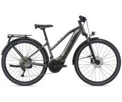 Liv Amiti-E+ 1 500Wh Damen Trekking Ebike 2021 | charcoal...