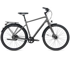 Giant AnyTour CS 1 City / Urban 2021 | metallic black matt