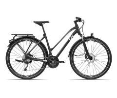 Liv LaVie SLR 1 Damen Trekking 2021 | dark grey matt