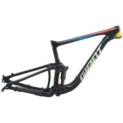 Giant Anthem Advanced Pro WM Rahmenset 2021 | carbon smoke