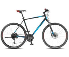 KTM LIFE ROAD 27 DISC H Damen Lightgrey Matt /...