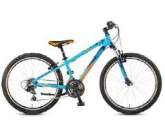 KTM WILD CROSS 24.18 MTB  Kind Blue Matt /...