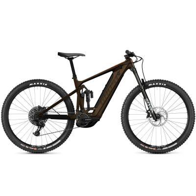 Ghost ERiot Trail CF Advanced E-Bike Fully 2021 | brown/dust
