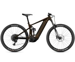 Ghost ERiot Trail CF Advanced E-Bike Fully 2021 | brown/dust