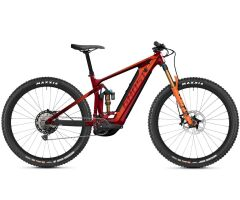 Ghost ERiot Trail CF Pro E-Bike Fully 2021 | red/orange