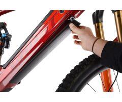 Ghost ERiot Trail CF Pro E-Bike Fully 2021 | red/orange