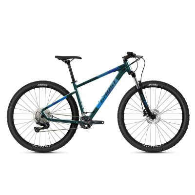 Ghost Kato Advanced 27.5 AL MTB Hardtail 2021 | green/blue
