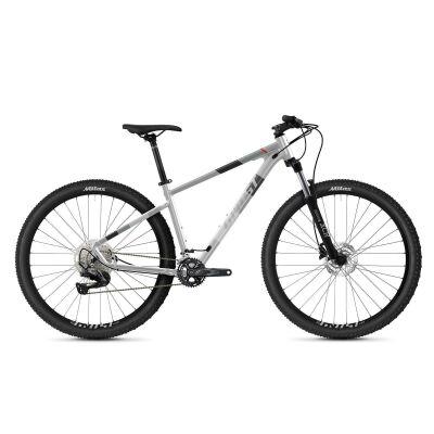 Ghost Kato Advanced 27.5 AL MTB Hardtail 2021 | silver/grey/orange